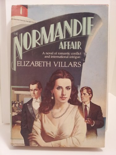 9780385176521: The Normandie Affair