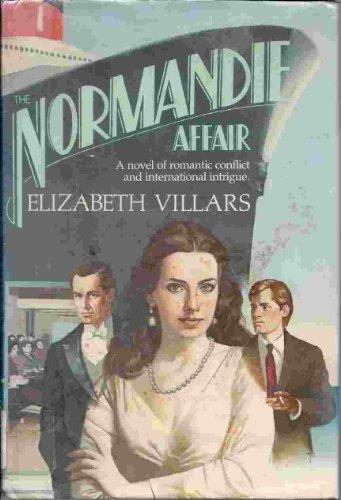 9780385176521: The Normandie Affair