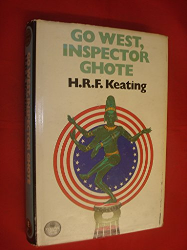 9780385176835: Go West, Inspector Ghote