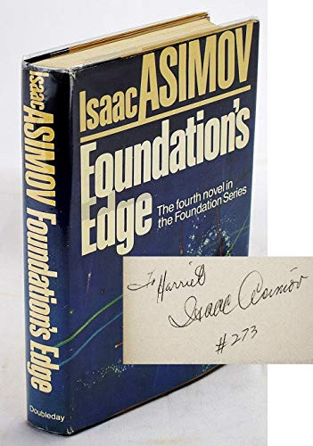 9780385177252: Foundation's Edge