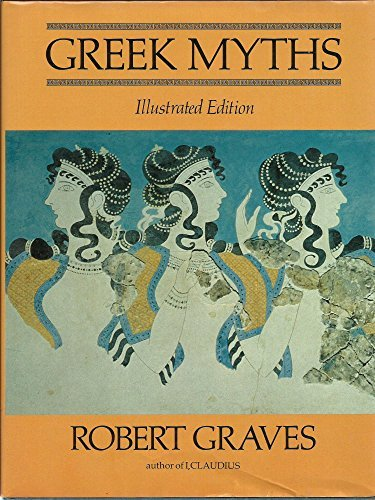 9780385177900: The Greek Myths [Illustrated Edition] (English and Ancient Greek Edition)