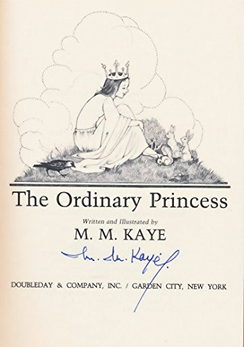 The Ordinary Princess: M.M. Kaye