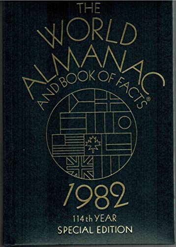 9780385178860: The World Almanac and Book of Facts, 1982 ( 114th Year Special edition)