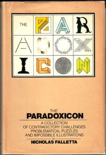 9780385179324: Paradoxicon