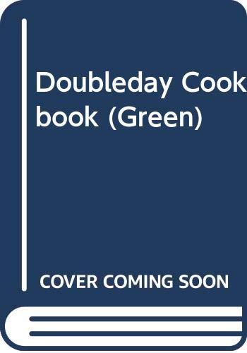 9780385180382: Doubleday Cookbook (Green)