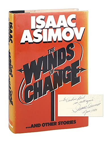 THE WINDS OF CHANGE AND OTHER STORIES: Asimov, Isaac
