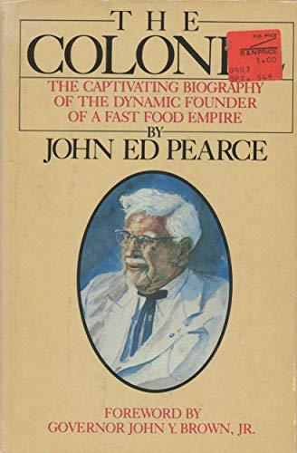 Colonel: John Ed Pearce