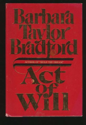 9780385181297: Act of Will