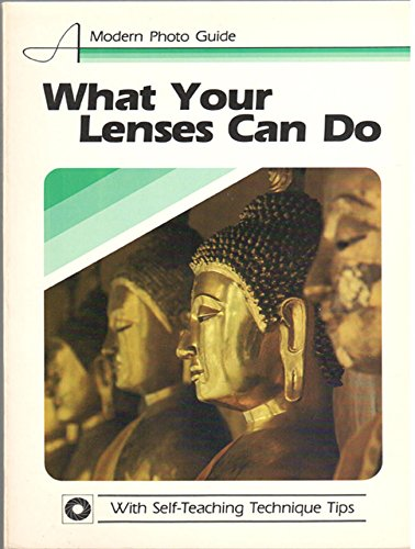 9780385181464: What Your Lenses Can Do (A Modern Photo Guide / Minolta Corporation)