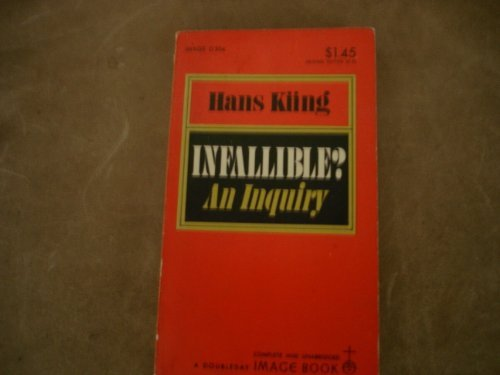 9780385184830: Infallible?: An inquiry