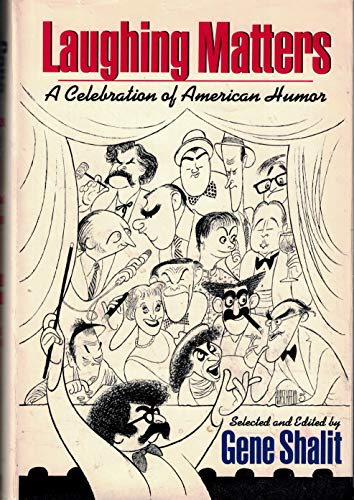 9780385185479: Laughing Matters: A Celebration of American Humor