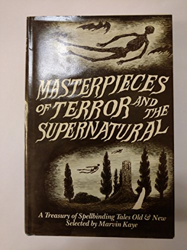 9780385185493: Masterpieces of Terror and the Supernatural: A Treasury of Spellbinding Tales Old and New