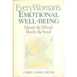 9780385185615: EveryWoman's Emotional Well-Being: Heart & Mind, Body & Soul