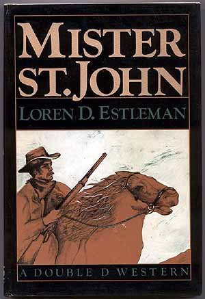 9780385187138: Mister St. John