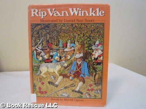 Rip Van Winkle: Morrell (illustrations by