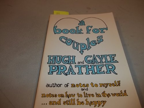 9780385187855 A Book For Couples