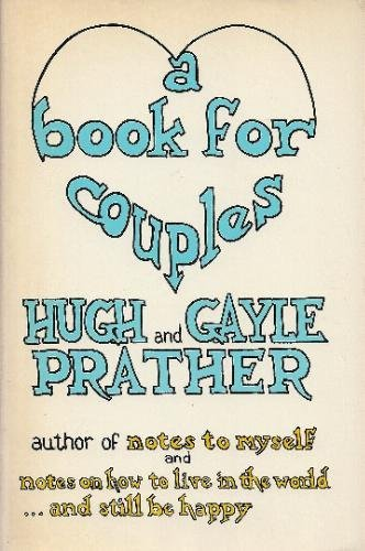 A Book for Couples: Hugh Prather, Gayle
