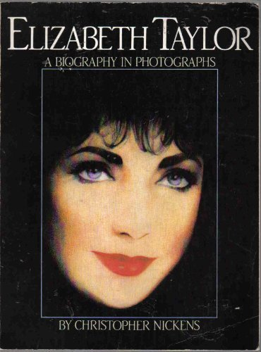 9780385188074: Elizabeth Taylor: A biography in photographs
