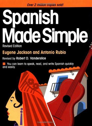 9780385188180: Spanish Made Simple