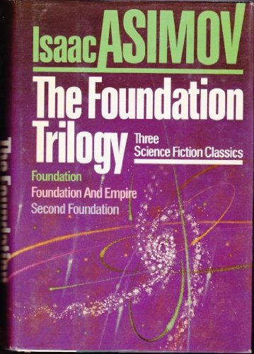 9780385188302: The Foundation Trilogy: Foundation, Foundation and Empire, Second Foundation
