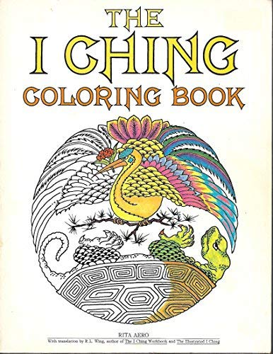 9780385188487: The I Ching Coloring Book