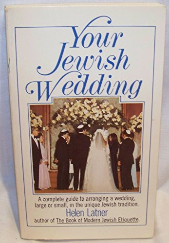 9780385188739: Your Jewish Wedding