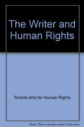 9780385189316: The Writer and Human Rights