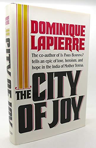 9780385189521: City of Joy