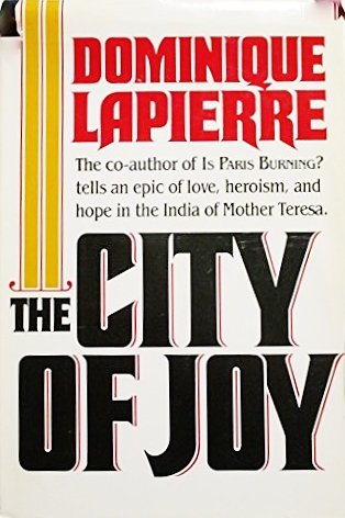 9780385189521: City of Joy (English and French Edition)