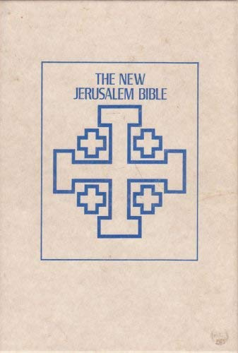 9780385189910: The New Jerusalem Bible