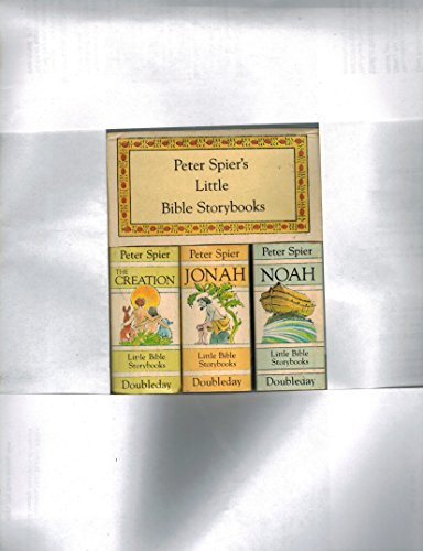 9780385190619: Peter Spier's Little Bible Storybooks