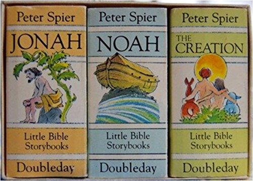Peter Spier's Little Bible Storybooks (0385190611) by Peter Spier