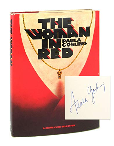 9780385191050: The woman in red