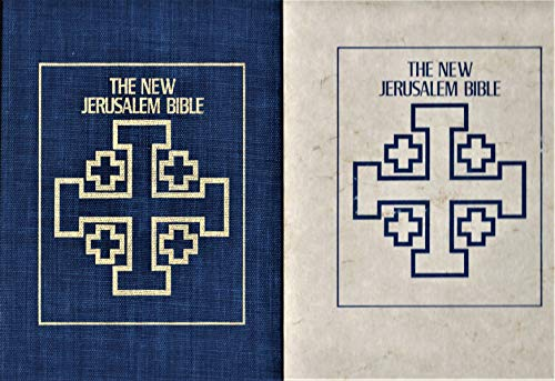 9780385191722: The New Jerusalem Bible