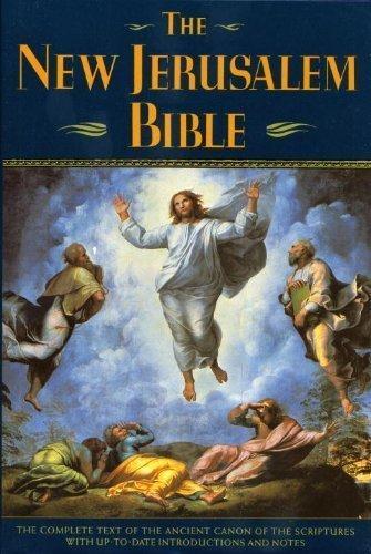 9780385191722: The New Jerusalem Bible