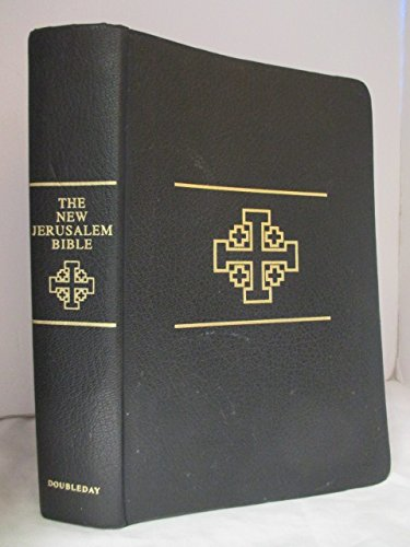 9780385191791: The New Jerusalem Bible