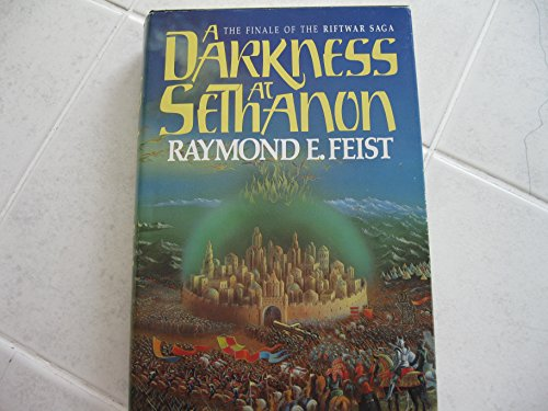 9780385192156: Darkness at Sethanon (Riftwar Saga, Vol 3)