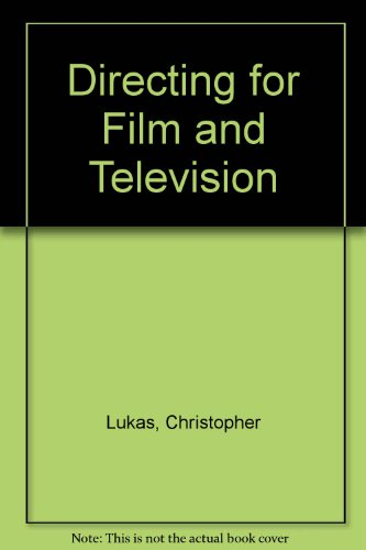 9780385192477: Directing for Film