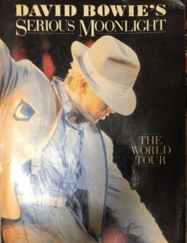 9780385192668: David Bowie's Serious Moonlight: The World Tour