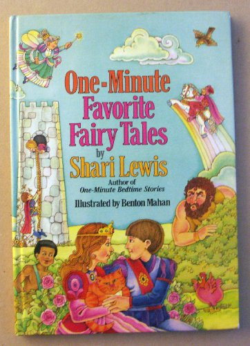 9780385193221: One-Minute Favorite Fairy Tales