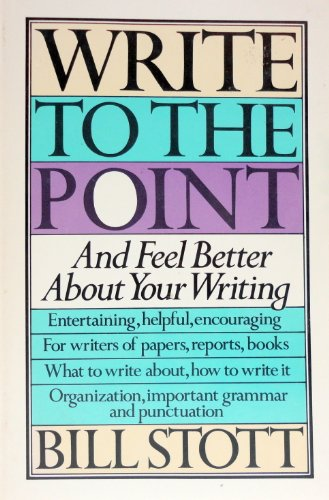 9780385193719: Write to Point An