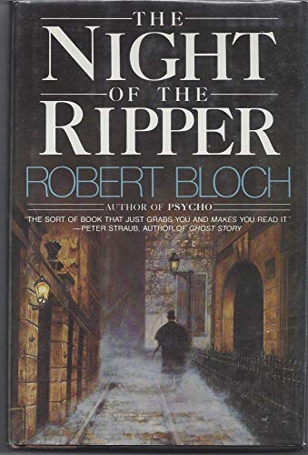 Night of the Ripper (0385194226) by Robert Bloch