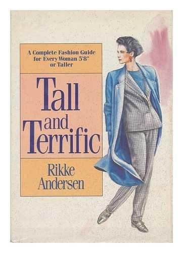 Tall & terrific: Rikke Andersen