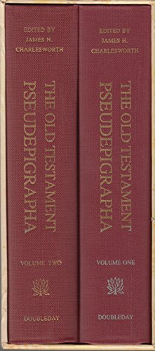 9780385194914: The Old Testament Pseudepigrapha (2 Volumes)