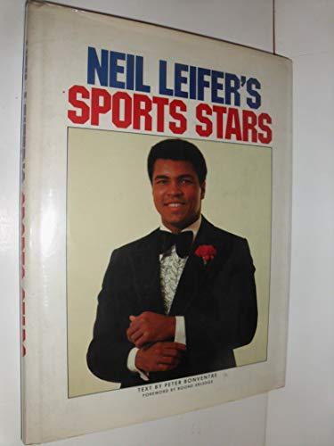 9780385195621: Neil Leifer's Sports Stars