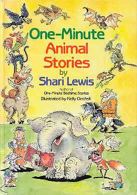 9780385195638: One-Minute Animal Story
