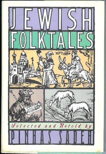 9780385195737: Jewish Folktales