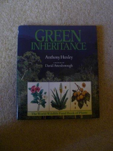 9780385196031: Green Inheritance: The World Wildlife Fund Book of Plants
