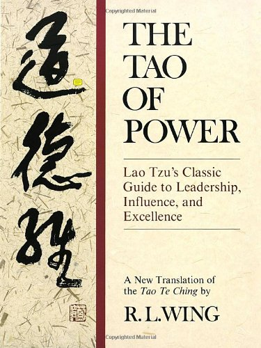 9780385196376: Tao of Power