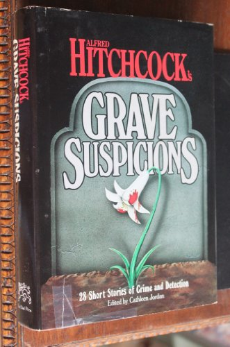 9780385196475: Alfred Hitchcock's Grave Suspicions (Alfred Hitchcock's anthology)